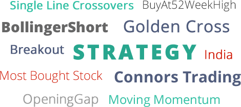 Explore New Trading Strategies