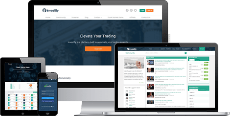 Leverage Investfly Stock Alerts and Stock Screeners